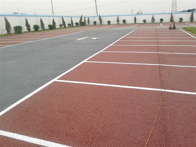「压模地坪材料」压模地坪材料特点及施工工艺
